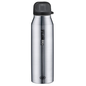 alfi IsoBottle Drinkfles 500ml zilver
